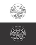 Tuzzins Beach Logo - Entry #212