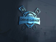 Hard drive garage Logo - Entry #12