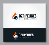 Ozpipelines Logo - Entry #17