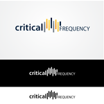 Critical Frequency Logo - Entry #12