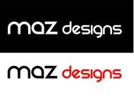 Maz Designs Logo - Entry #309
