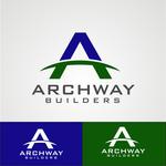 Archway Builders Inc. Logo - Entry #8
