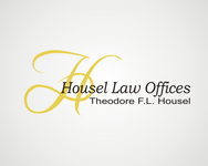 Housel Law Offices  : Theodore F.L. Housel Logo - Entry #15