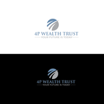 4P Wealth Trust Logo - Entry #282