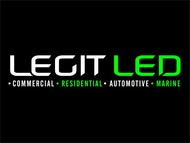 Legit LED or Legit Lighting Logo - Entry #269