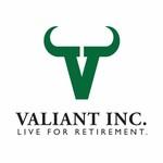 Valiant Inc. Logo - Entry #297