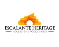 Escalante Heritage/ Hole in the Rock Center Logo - Entry #25