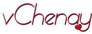 vChenay Logo - Entry #8