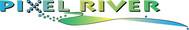 Pixel River Logo - Online Marketing Agency - Entry #33
