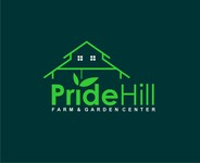 Pride Hill Farm & Garden Center Logo - Entry #90