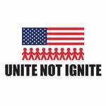 Unite not Ignite Logo - Entry #225