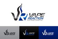 Vape Reaction Logo - Entry #95