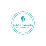 Twisted Turquoise Boutique Logo - Entry #158