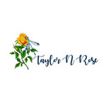 Taylor N Rose Logo - Entry #20