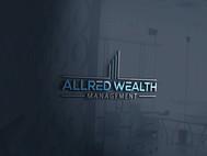 ALLRED WEALTH MANAGEMENT Logo - Entry #786