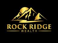 Rock Ridge Wealth Logo - Entry #178