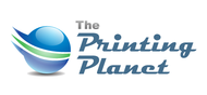 The Printing Planet Logo - Entry #9