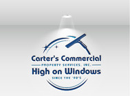 Carter's Commercial Property Services, Inc. Logo - Entry #43