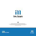 im.loan Logo - Entry #1030