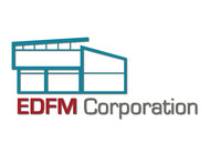 EDFM Corporation - General Contractors Logo - Entry #1
