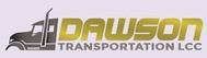 Dawson Transportation LLC. Logo - Entry #156