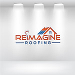 Reimagine Roofing Logo - Entry #167