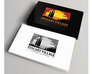 Tuscany Village Logo - Entry #135