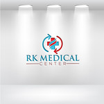 RK medical center Logo - Entry #135