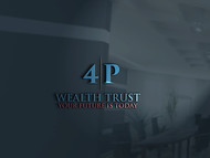 4P Wealth Trust Logo - Entry #165