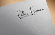 ellie's essence candle co. Logo - Entry #45