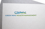 Green Wave Wealth Management Logo - Entry #290