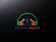Tuzzins Beach Logo - Entry #281