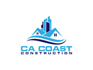 CA Coast Construction Logo - Entry #241