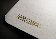 Rock Ridge Wealth Logo - Entry #86