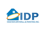 IVESTER DRYWALL & PAINTING, INC. Logo - Entry #82