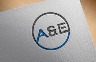 A & E Logo - Entry #90