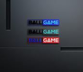 Ball Game Logo - Entry #172