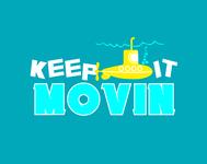 Keep It Movin Logo - Entry #356