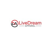 LiveDream Apparel Logo - Entry #233