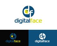 Digital Face Logo - Entry #30