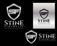 Stine Financial Logo - Entry #104