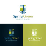 Spring Green Memorial Church Logo - Entry #59