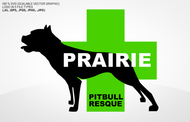 Prairie Pitbull Rescue - We Need a New Logo - Entry #89
