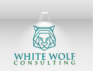 White Wolf Consulting (optional LLC) Logo - Entry #458