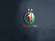 MealStax Logo - Entry #82