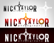 Nick Taylor Photography Logo - Entry #129