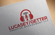 Lucasey/Getter Creative Management LLC Logo - Entry #144