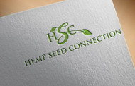 Hemp Seed Connection (HSC) Logo - Entry #122