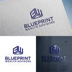 Blueprint Wealth Advisors Logo - Entry #499