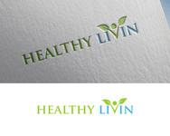 Healthy Livin Logo - Entry #67